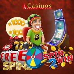 Offres de free spins Quickspin